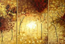 09 09 deep forest in yellow and brown e1514044503233 الهايكو الياباني - بوزون يوسا