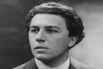 Andre Breton أندريه برتون - في وادي العالم
