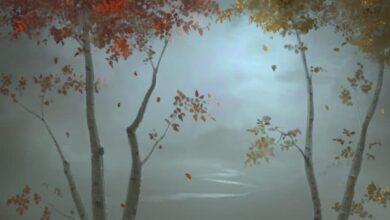 painting trees by jezebel e1513735138868 أنطونيو هيرنانديث بيريث - الأشجار