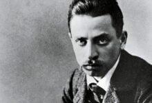 Rainer Maria Rilke Biography راينر ماريا ريلكه - الفتيات المضيئات
