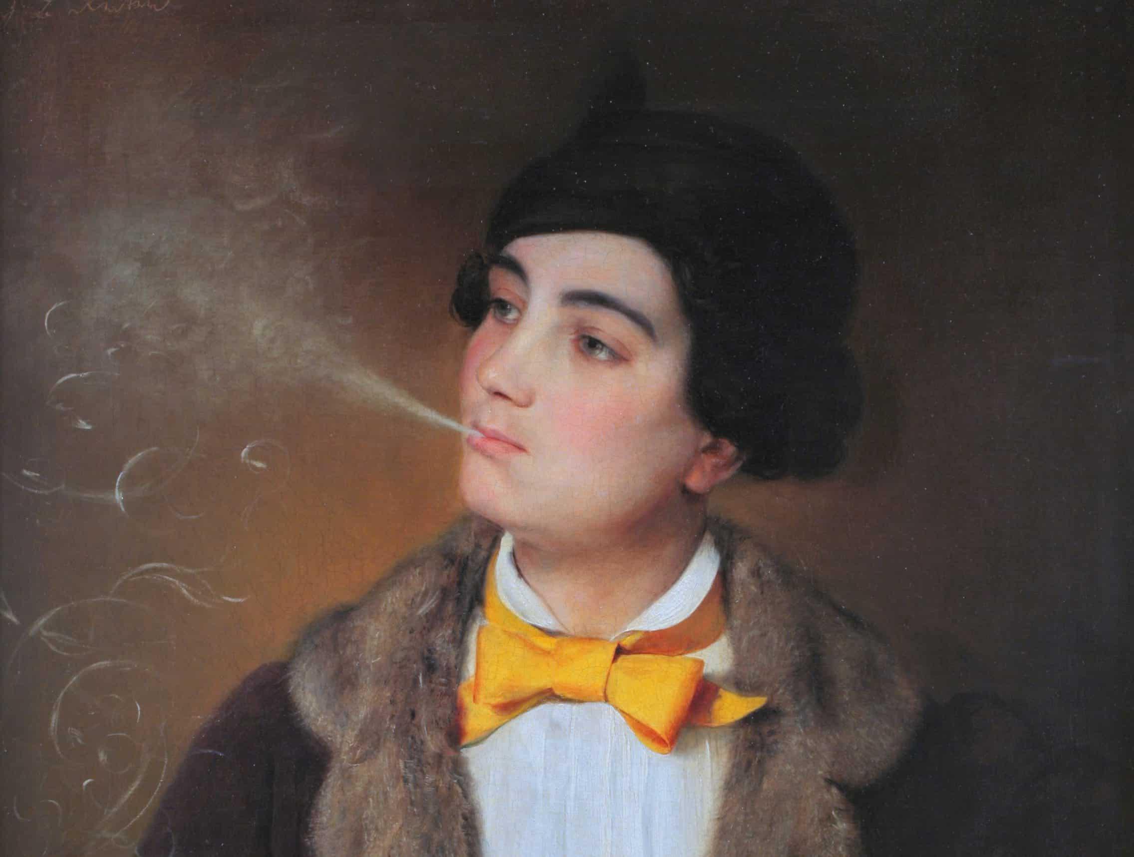 Louise Aston by Johann Baptist Reiter e1520123653318 لويز أستون - إلى النِّسـاء