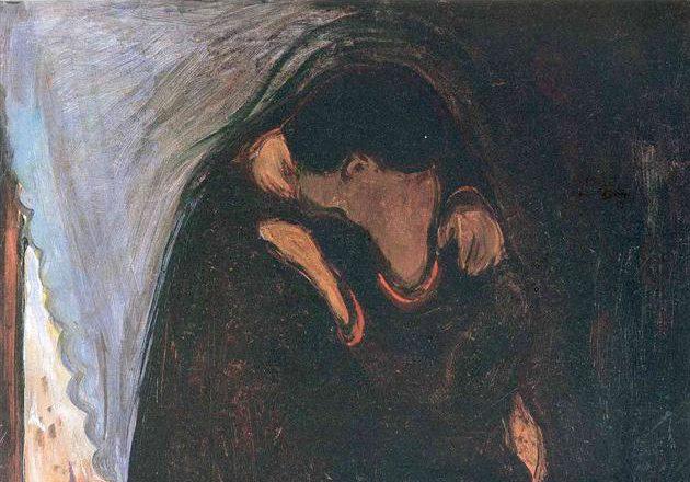 kiss 1897.jpgHalfHD e1521335173964 يحيى الشيخ - القُبْلَة