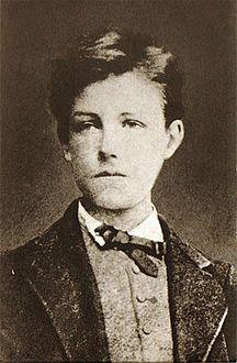 Carjat Arthur Rimbaud 1872 n2 آرثر رامبو - بوهيميتي