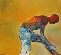 Mel McCuddin9 رجل وحيد يمشي على الجسر - سمر دياب