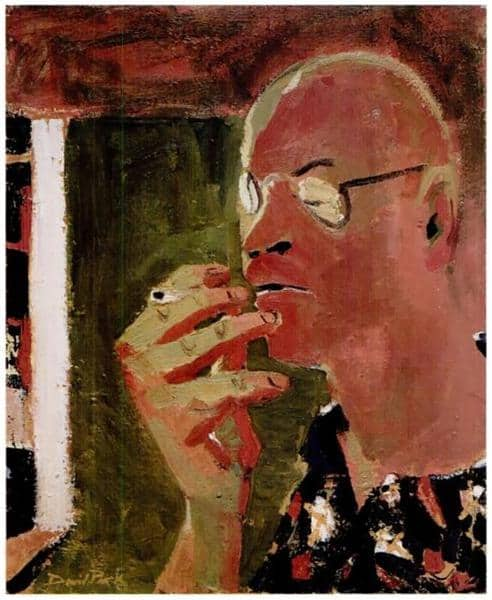 portrait of hassel smith 1951.jpgLarge ديفيد بارك - بورتريه لـ هاسل سميث