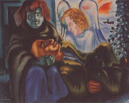 the poet and the angel 1938 أن تزدهر الخيول في الموت - يحيى امقاسم