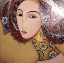Faiza Maghni art مختارات من الشعر الصيني - ترجمة: منير يزيد