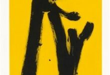Robert Motherwell7 القلب السليم - أبرار سعيد