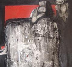 Syria Art Zuhair Hassib لكل ميت لقب - سلام داوي