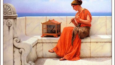 a song without words 1919.jpgLarge آخين وَلات - ما تتركه امرأةٌ على الدرج