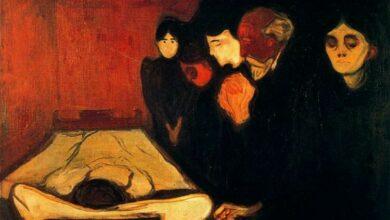 by the deathbed fever 1893.jpgLarge رسالة انتحار فرجينيا وولف الى زوجها