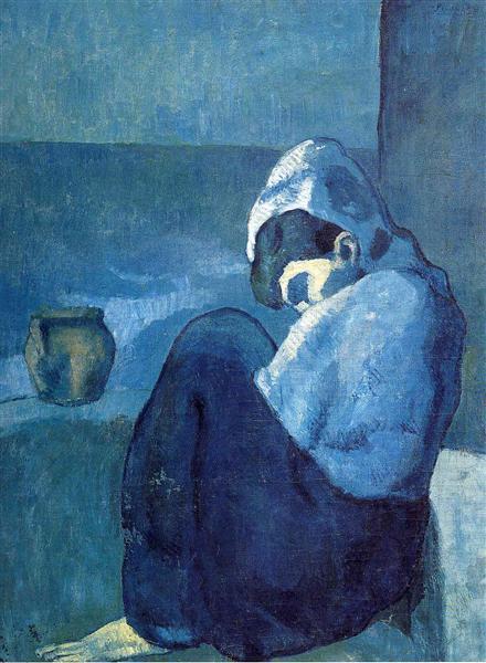crouching woman 1902.jpgLarge بلا أوراق - صلاح الدين أيت عبد الله - (نصوص هايكو)