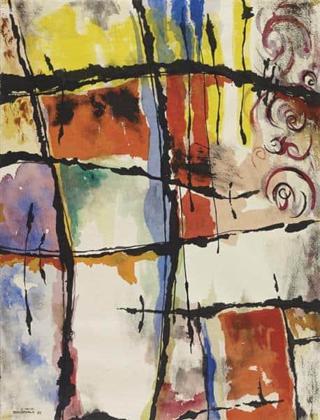 from a riviera window 1955.jpgLarge عبد العزيز علي (باور ) - ثورة قلب| ترجمة : منير محمد خلف