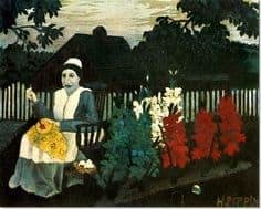 horace pippin victory garden 1943 مختارات هايكو - علي عكور