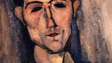 man s head portrait of a poet.jpgLarge كوثر وهبي - الرجل