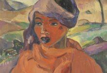 young xhosa woman 1941 لورنس فرلنغيتي - المتنبئة   ترجمة: فيء ناصر
