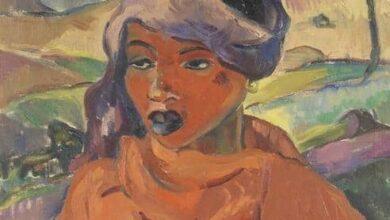 young xhosa woman 1941 لورنس فرلنغيتي - المتنبئة | ترجمة: فيء ناصر