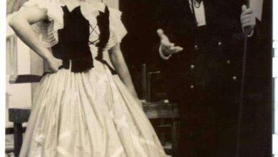مسرحية الإسكافية العجيبة -فيديركو جارثيا لوركا - علي خليفة.