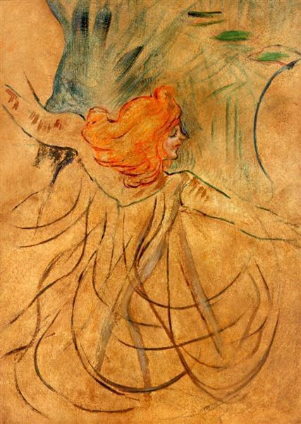 at the music hall loie fuller 1892.jpgLarge نجلاء حسين عبد العال - الصـوت