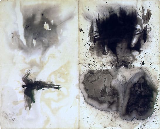 composition with taches 1875 كارين بوي - رغبة رسام