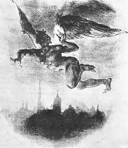 mephistopheles over wittenberg from goethe s faust 18391.jpgLarge زبيغنيو هربرت - خوفنـا