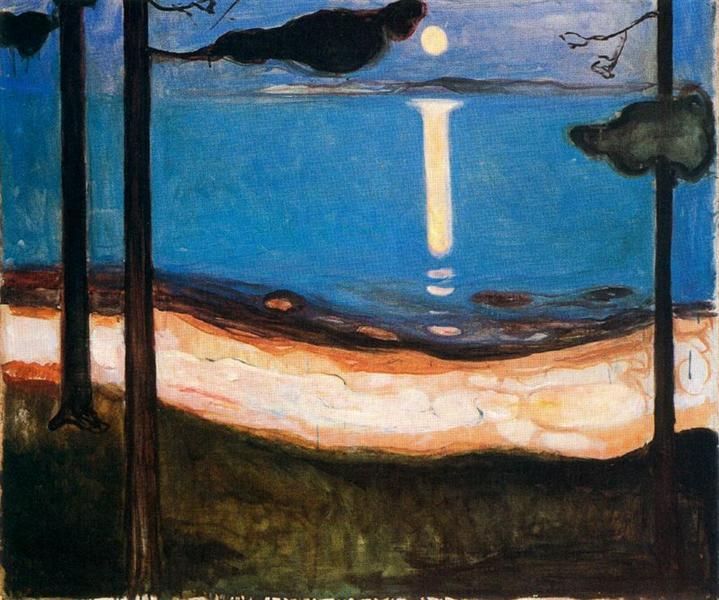 moon light 1895.jpgLarge كارل ساندبيرغ - تحت قمرِ الحصاد