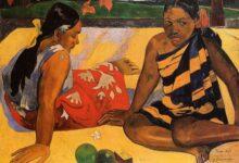 Art Work By Paul Gauguin