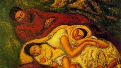 relaxation 1954.jpgLarge حليمة الجبوري - صمت