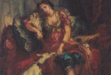woman from algiers with windhund 18541.jpgLarge فوزية أبو خالد - قصيدة النساء