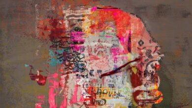 Art work by Hossam Dirar