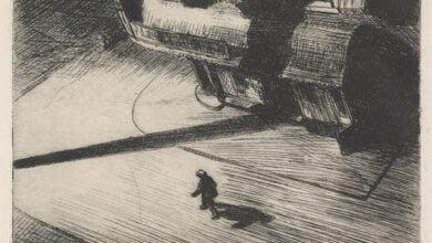 night shadows 1921 مؤمن سمير - مقدمةٌ لسهمِ الأسلاف