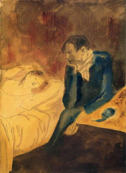 sleeping woman meditation 1904.jpgLarge مؤمن سمير - أَوْرَادُ الأسْوَد