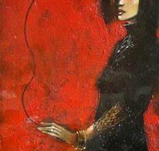 لوحة اسماعيل نصرة