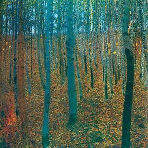 غوستاف كليمت 1 طريقة الأشجار في الوقوف - حمزة حسن