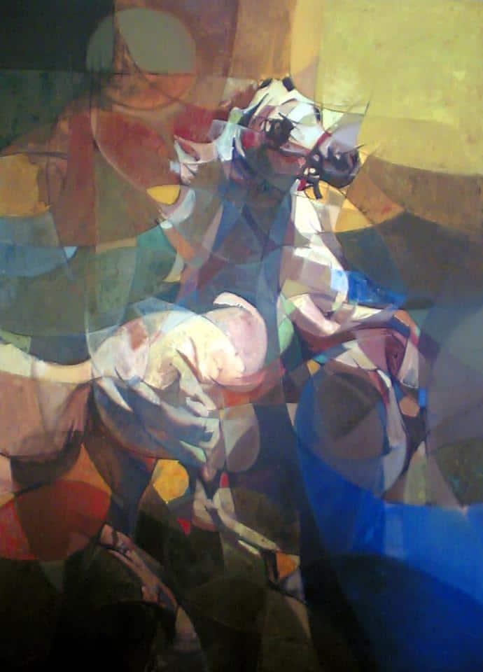 Falah Al Saidi 0 لعب أحصنة - ك. أيابا بانيكار