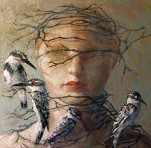 image ميراندا ملاك - المعاناة لا تجدي فى شيء