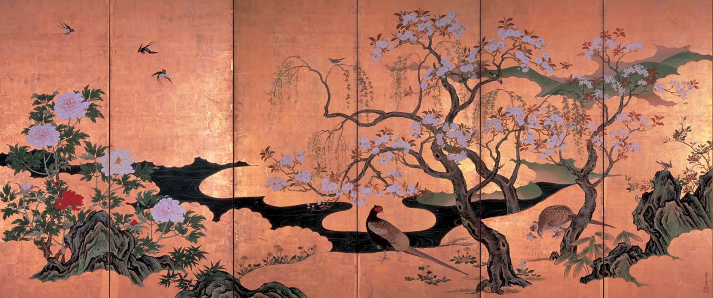 فن ياباني أربع قصائد يابانيّة ـــ شعر: تاكيناكا ايكو[1] ـ ترجمة:.عدنان بغجاتي