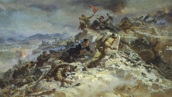 الحرب الموتى-روبرت بروك- ترجمة: ياسين طه حافظ