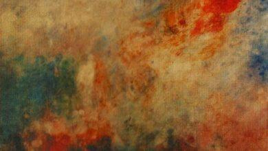 لوحة غسان النعنع