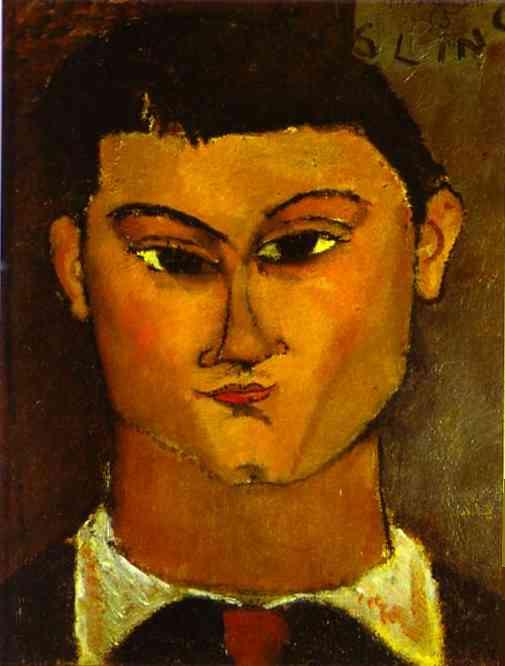 Modigliani Amedeo art1 محمد شحادة-عامٌ من الويسكي يشبهكَ جداً
