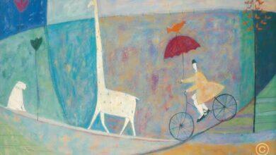 annora spence art يوم جيد - كيت روكوفسكي