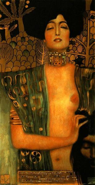 judith and holopherne 1901.jpgLarge سارة عابدين - رسائل إلى الله - بكاء ينمو داخلي كشجرة لبلاب