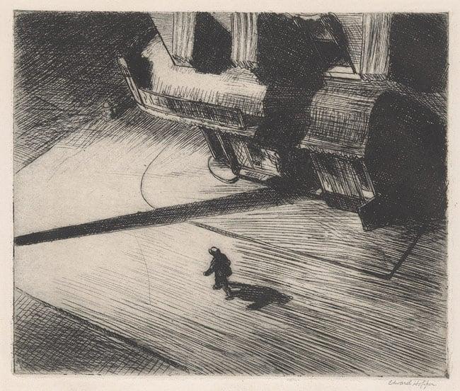 night shadows 1921 أندرو موشن - إلى من يهمه الأمر
