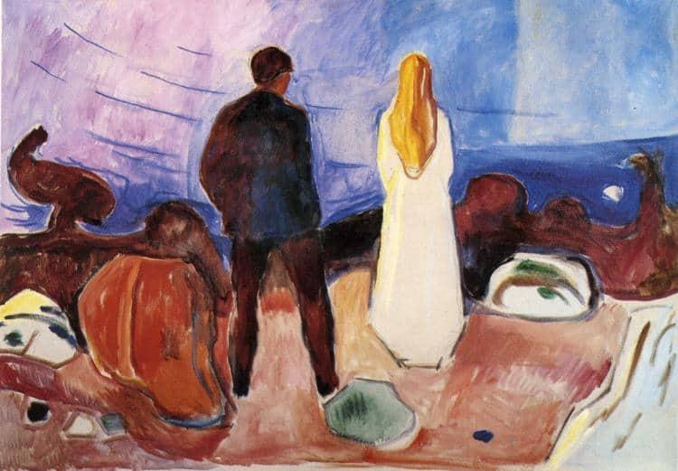 "the lonely ones 1935.jpgLarge لانغستون هيوز - أغنية حبّ إلى ""لوسيندا"""