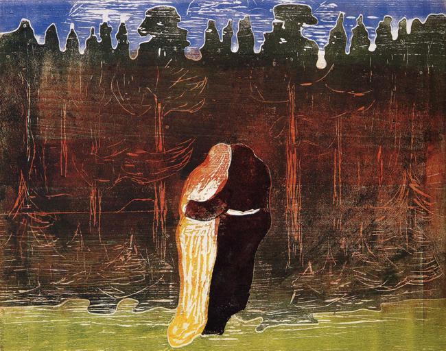 towards the forest ii 1915 إرنست همنغواي - قصة قصيرة جداً