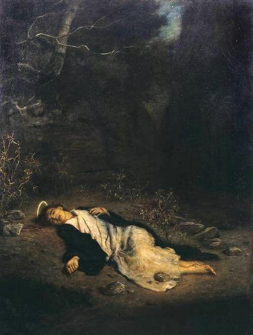 88e5ca97 saint stephen 1895 sir john everett millais البابون أشرس أنواع القردة - دارين نور