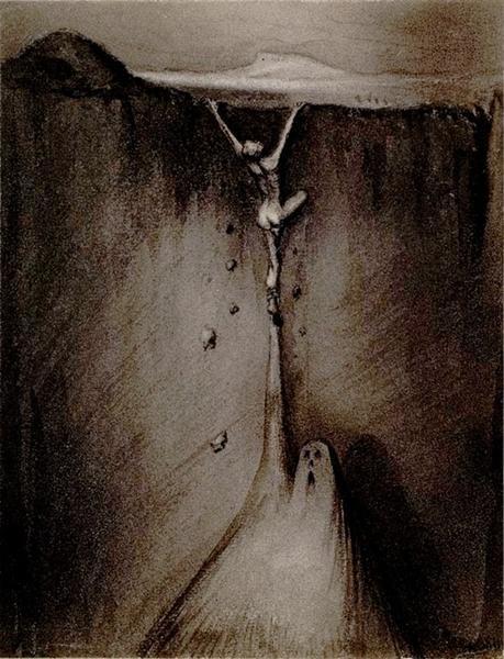 Angst 1903 Alfred Kubin أوكتافيو باث - حلم حواء - ترجمة ضَيّ رَحمي