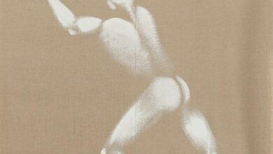 Lost Man Jerome Mesnager 1986 هنري ميشو - رجل تائه - ترجمة منجية منتصر