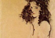 girl in black 1911.jpgLarge e1539455507452 كتايون ريزخراتي - نَرسِيس - ترجمة أَمير أَحمدي أَريان