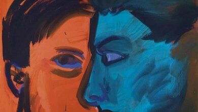 kuss blau rot 1986 قصيدتان للشاعر الفنلندي سوزينوكي كوسولا